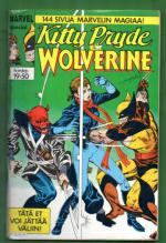 Marvel-special 1/87 - Kitty Pryde & Wolverine