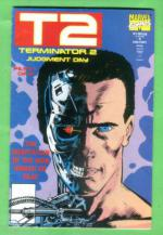 Terminator 2: Judgment Day Vol. 1, No. 1, Early September 1991