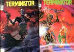 The Terminator: All My Futures Past Vol. 3, No. 1-2, August-September 1990 (whole mini-series)