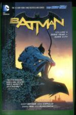 Batman Volume 5 - Zero Year -Dark City