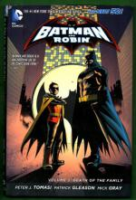 Batman and Robin Volume 3: Death of the Family