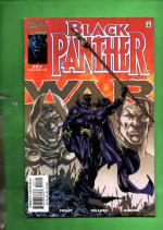 Black Panther Vol 2 #27, February 2001