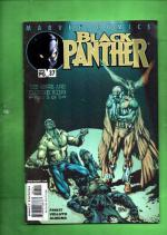 Black Panther Vol 2 #37, January 2001
