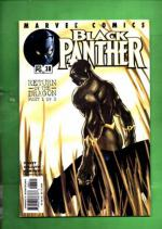 Black Panther Vol 2 #38, January 2002
