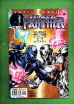 Black Panther Vol 2 #45, August 2002