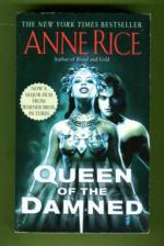The Queen of the Damned - Book III of the Vampire chronicles