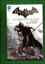 Batman: Arkham city (HC)
