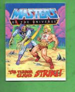Masters of the Universe - The Terror Claws Strike! / Skeleton le rapace attaque