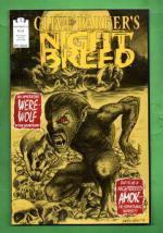 Clive Barker's Night Breed Vol.1 #18 Aug 92